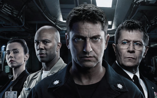 Hunter Killer – Brand New Trailer!