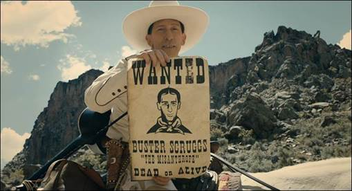 The Ballad of Buster Scruggs – Brand New Trailer!