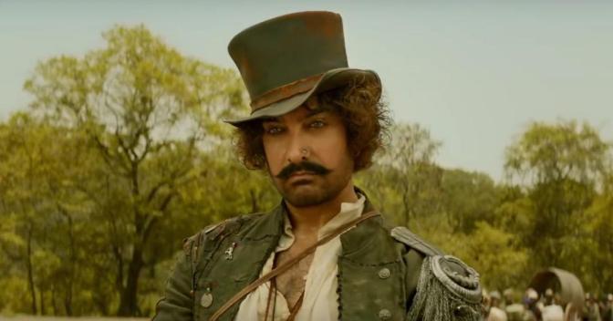 Thugs of Hindostan – Brand New Trailer!