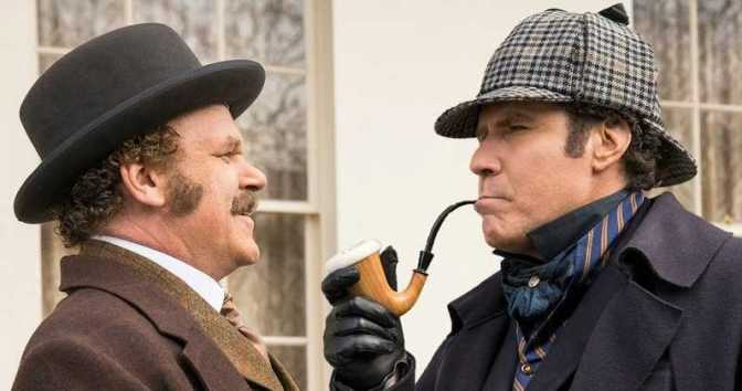 Holmes and Watson – Brand New Trailer!