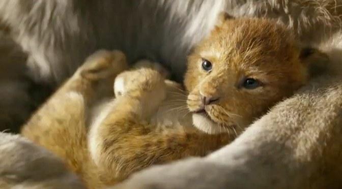 The Lion King – Teaser Trailer!