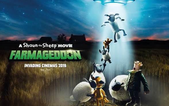 Shaun the Sheep Movie: Farmageddon – Teaser Trailer