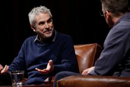 BAFTA Screenwriter Lectures 2018: Alfonso Cuaron – Highlights