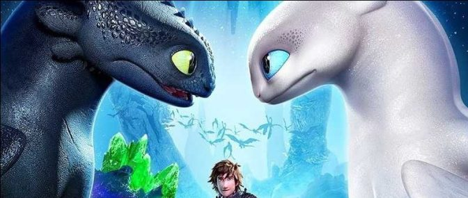 How to Train Your Dragon 3: The Hidden World
