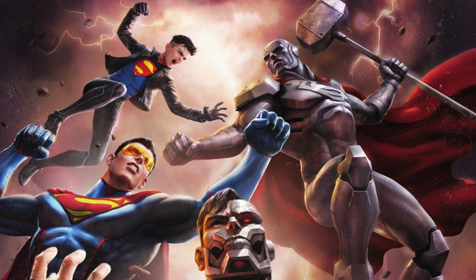 Reign of the Supermen – Review
