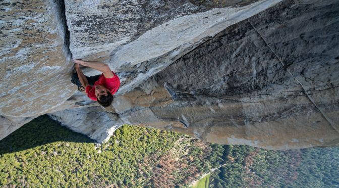 Road to the Oscars: Free Solo – Review