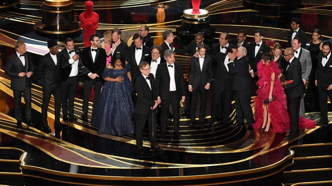 The 91st Academy Awards – Winners!