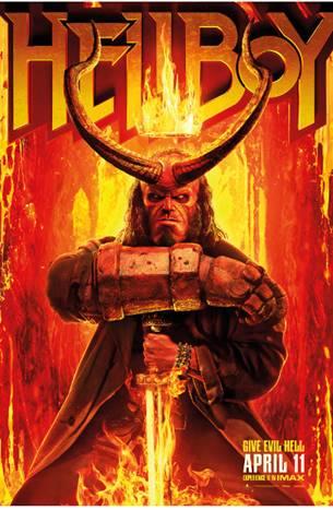 Hellboy – Brand New Trailer!
