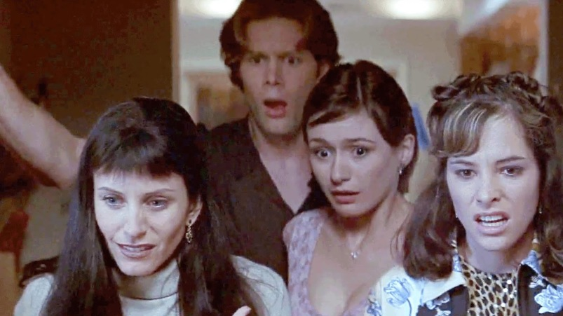 Infinite Jesterings: Scream 3 is the greatest movie of all time