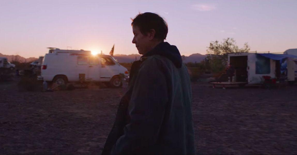 Nomadland – BFI London Film Festival Review